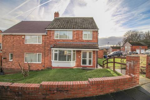 3 bedroom semi-detached house for sale - Coquet Grove, Throckley, Newcastle Upon Tyne