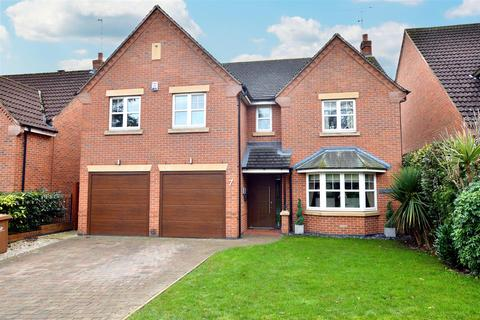5 bedroom detached house for sale - St. Georges Close, Allestree, Derby