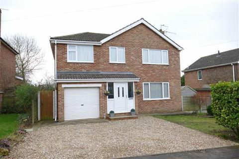 4 bedroom detached house for sale - Hill Rise Drive, Market Weighton