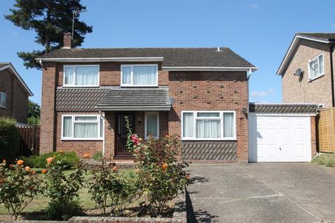 4 bedroom detached house for sale - Ashdown Close, Maidstone