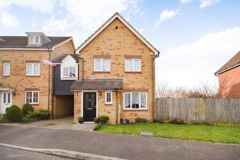 3 bedroom semi-detached house for sale - Campbell Road, Hawkinge, Folkestone, CT18