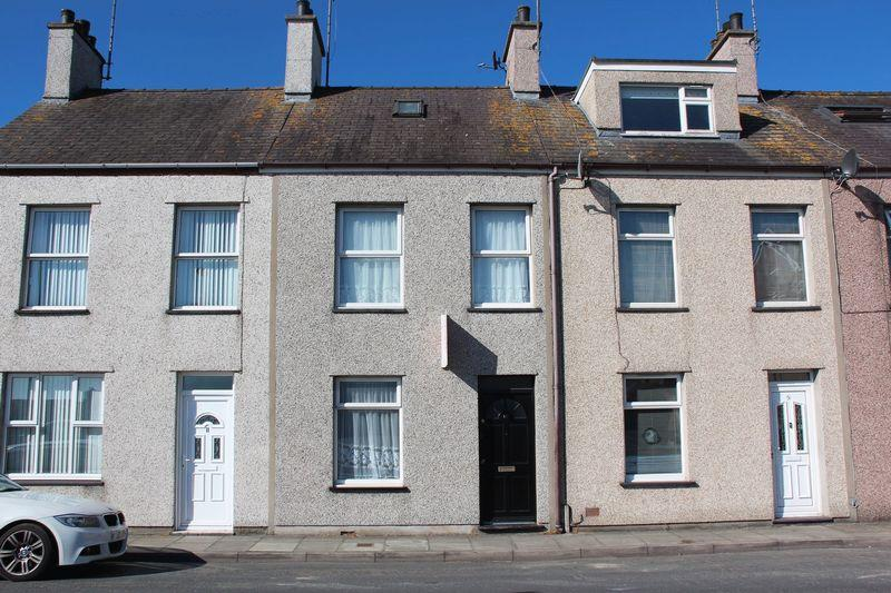 3 Bedrooms Terraced House for sale in Water Street, Holyhead