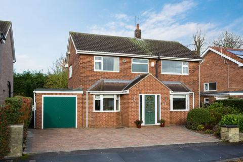 4 bedroom detached house for sale - Beech Way, Upper Poppleton, York, YO26