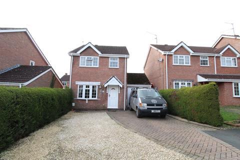3 bedroom detached house for sale - Hornbeam Close, Caerleon, Newport, NP18