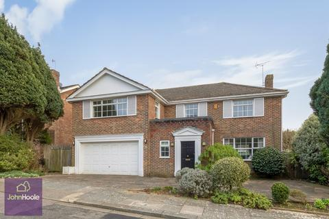 5 bedroom detached house for sale - Chalfont Drive, Hove, BN3