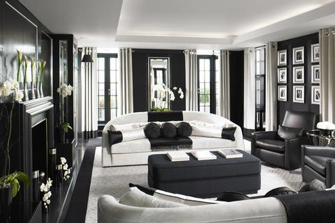 5 bedroom penthouse to rent - Park Lane, Mayfair, London