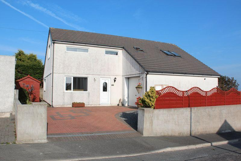 4 Bedrooms Detached House for sale in Plas Road, Holyhead
