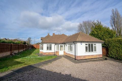 2 bedroom detached bungalow for sale - Uppingham Road, Evington, Leicester