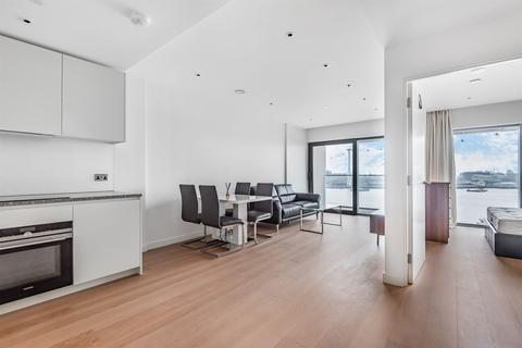 1 bedroom apartment to rent - No.1, Upper Riverside, Cutter Lane, Greenwich Peninsula, SE10