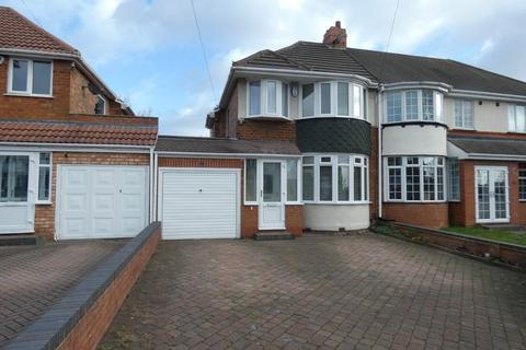 3 bedroom semi-detached house for sale - George Road, Sutton Coldfield