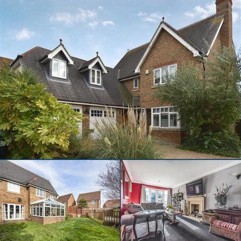5 bedroom detached house for sale - Pucknells Close Swanley BR8