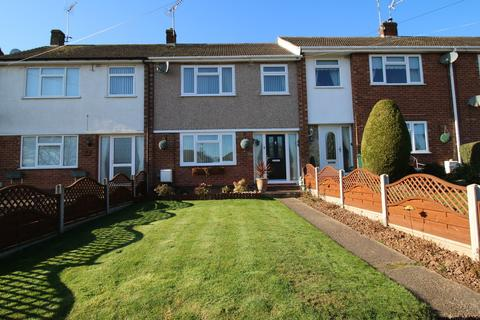 3 bedroom terraced house for sale - Malmesbury Road, Coventry