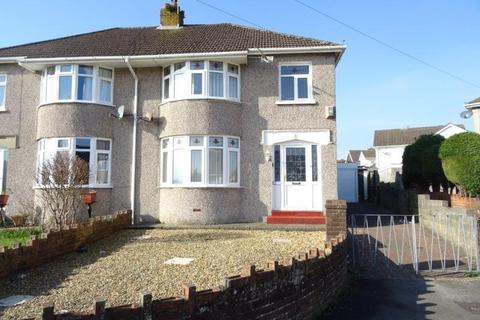 3 bedroom semi-detached house for sale - Woodlands Rise, Bridgend