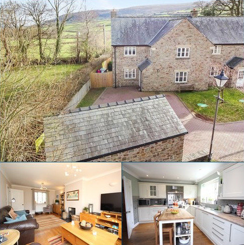 4 bedroom semi-detached house for sale - Captains Field, Llanfrynach, Brecon, Powys