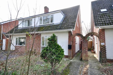 3 bedroom chalet for sale - Highgate Road, Woodley, Reading, RG5 3ND