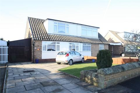 3 bedroom semi-detached bungalow for sale - COOKRIDGE AVENUE, LEEDS, LS16 7NA