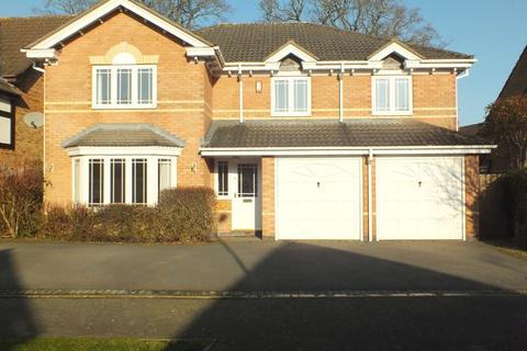 5 bedroom detached house to rent - Glendon Way, Dorridge, Solihull, B93 8SY