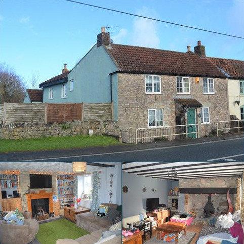 5 bedroom semi-detached house for sale - Turnpike Road, Lower Weare, Axbridge, Somerset, BS26