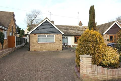 3 bedroom semi-detached bungalow for sale - Aubrey Close, Chelmsford, Essex, CM1
