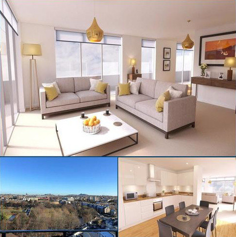 1 bedroom flat for sale - Gorgie Road, Edinburgh, Midlothian, EH11