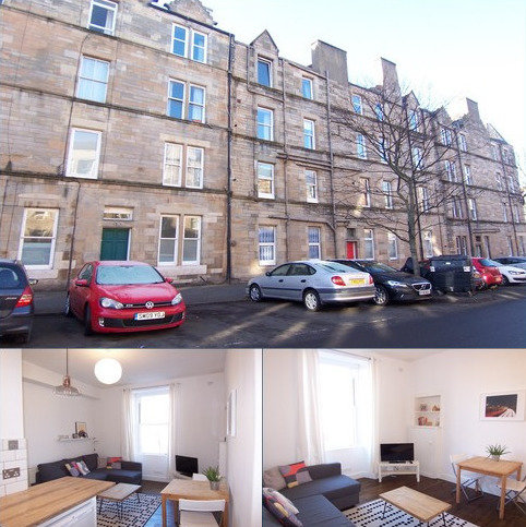 1 bedroom flat to rent - Balfour Street, Edinburgh EH6