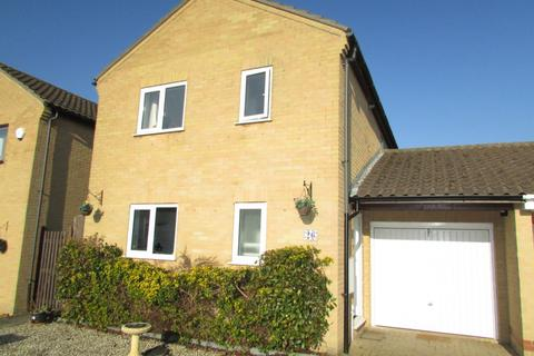 3 bedroom link detached house for sale - Ambleside Gardens, Gunthorpe, PE4