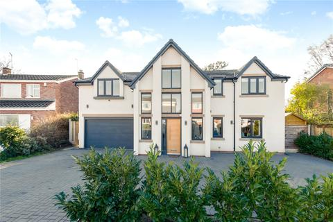 5 bedroom detached house for sale - Redesmere Drive, Alderley Edge, Cheshire, SK9