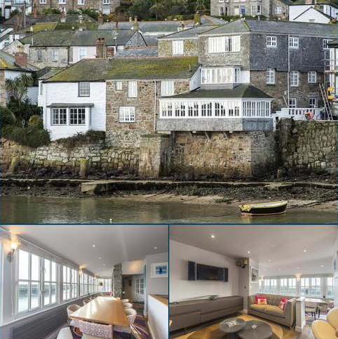 3 bedroom character property for sale - The Lobster Pot, South Cliff, Mousehole, Cornwall, TR19