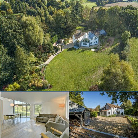 5 bedroom detached house for sale - Parsonage Lane, Kingston St. Mary, Taunton, Somerset, TA2