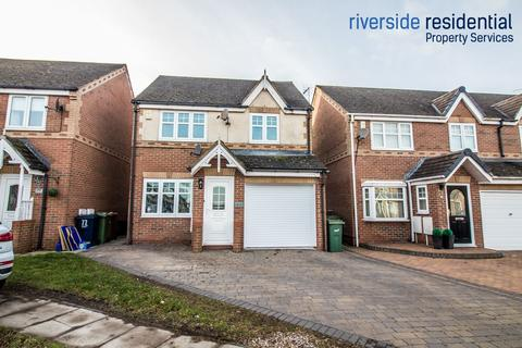 3 bedroom detached house for sale - Marwell Drive, Usworth Hall, Washington, NE37