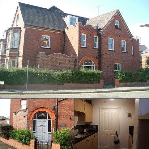 Studio to rent - St Leonards Court, Raleigh Road, St Leonards, Exeter EX2