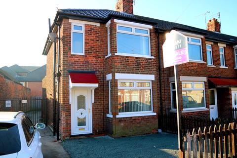 3 bedroom end of terrace house for sale - Edgeware Avenue, Hull, East Riding of Yorkshire, HU9