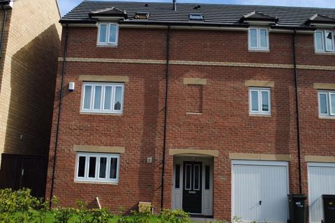 4 bedroom townhouse for sale - Mill Vale, Walbottle, Newcastle upon Tyne
