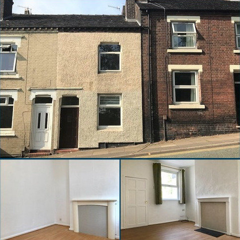 2 bedroom terraced house to rent - Penkhull New Road, Stoke-on-Trent ST4