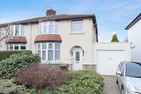 3 bedroom semi-detached house for sale - The Quadrant Totley, Sheffield, S17 4DB