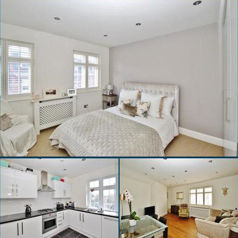 1 bedroom flat for sale - The Broadway, Woodford Green, IG8
