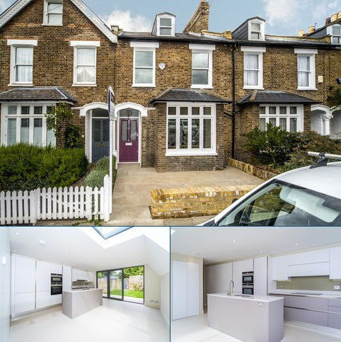 4 bedroom terraced house to rent - Gloucester Road, Kew, Richmond, Surrey, TW9