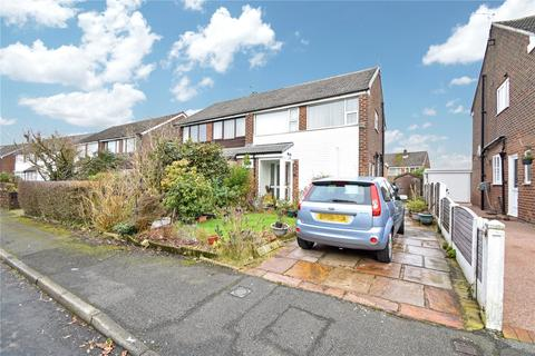3 bedroom semi-detached house for sale - Lindrick Avenue, Whitefield, Manchester, Greater Manchester, M45