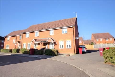 3 bedroom end of terrace house for sale - Swallows Croft, Reading, Berkshire, RG1