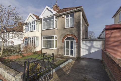 3 bedroom semi-detached house for sale - West Broadway, Henleaze, Bristol, BS9