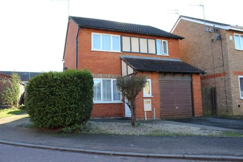 3 bedroom detached house for sale - Bollinger Close, Duston, Northampton NN5 6EL