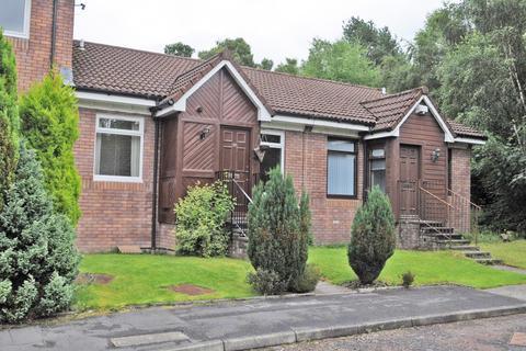 2 bedroom terraced bungalow to rent - 121  Broomhill Crescent, Bonhill, G83 9QT
