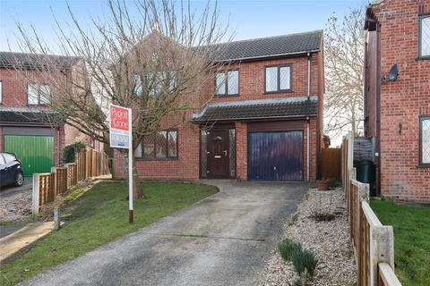 4 bedroom detached house for sale - Harvest Close, Metheringham, LN4