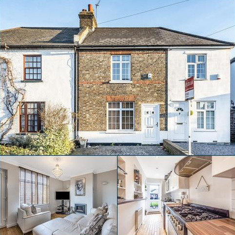 2 bedroom terraced house for sale - Walpole Road, Bromley