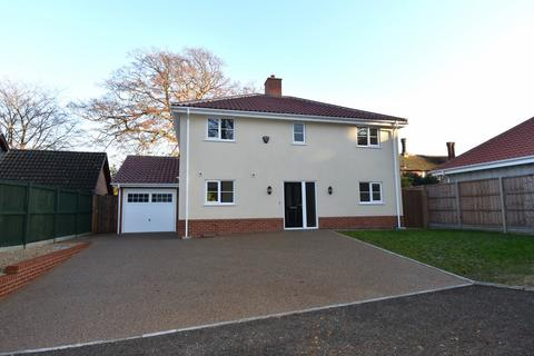 4 bedroom detached house for sale - 7 Abbots Hall Road IP14 1AU