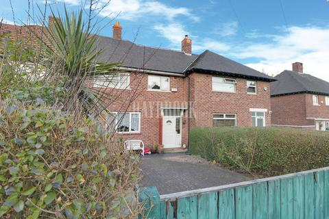 3 bedroom terraced house for sale - Harborough Avenue, Manor Park, S2