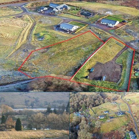 Plot for sale - Plots 2b and 3 At Kilchrenan, Kilchrenan, Taynuilt, PA35