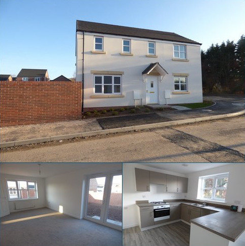 3 bedroom detached house to rent - Birch Close, Hay On Wye, Hereford