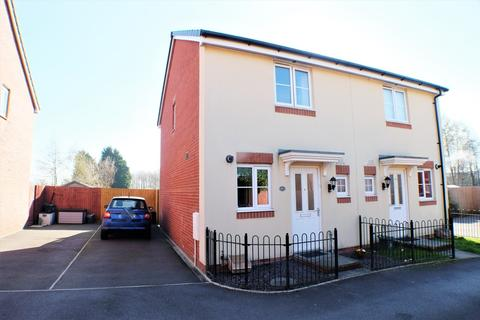 2 bedroom semi-detached house for sale - Marcroft Road, Port Tennant, Swansea, SA1 8PN