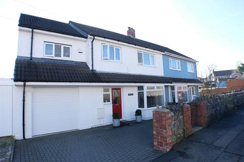 4 bedroom semi-detached house for sale - Slade Road, Newton , Swansea SA3